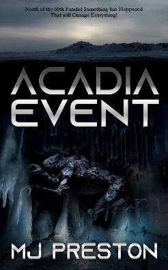 Acadia Event by Author MJ Preston