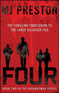 Four by Author MJ Preston