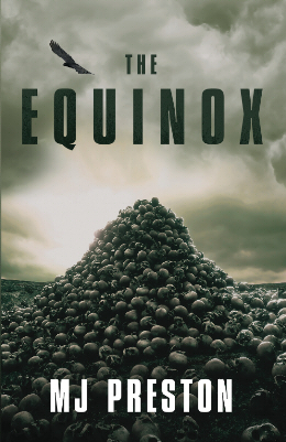 The Equinox by Author MJ Preston